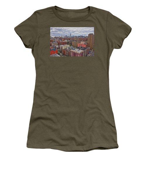 Manhattan Landscape Women's T-Shirt