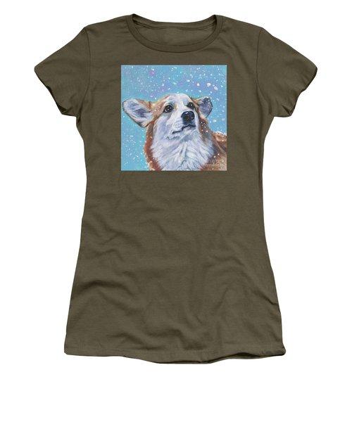 Pembroke Welsh Corgi Women's T-Shirt