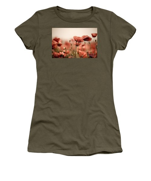 Poppy Dream Women's T-Shirt