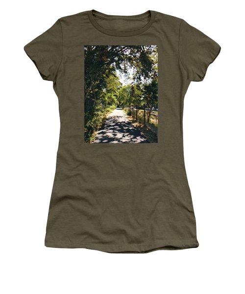 Riverside Park Women's T-Shirt (Athletic Fit)
