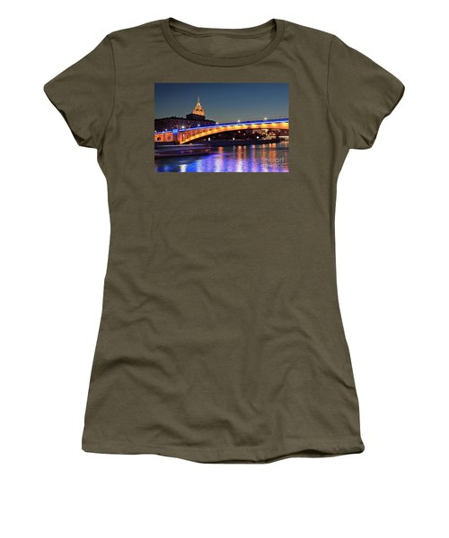 Moscow River Women's T-Shirt