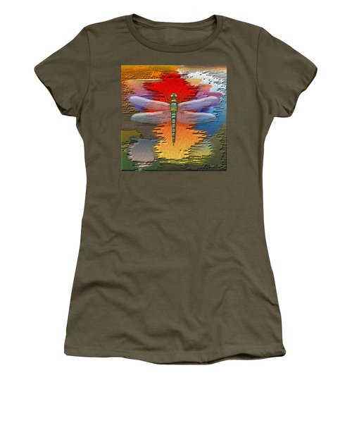 The Legend Of Emperor Dragonfly Women's T-Shirt