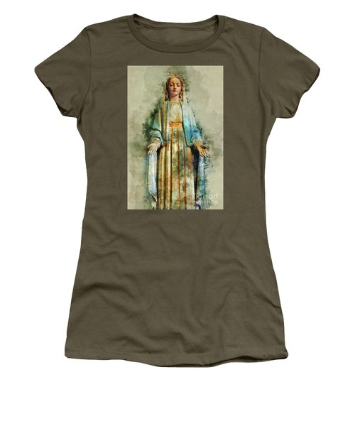 The Virgin Mary Women's T-Shirt
