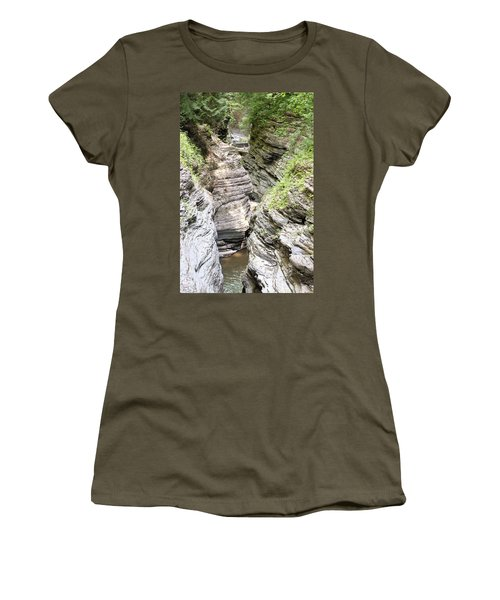Watkins Glen New York Women's T-Shirt