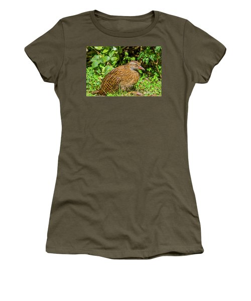 Weka Women's T-Shirt (Athletic Fit)