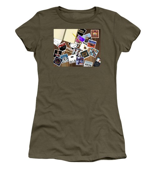 Artistic Women's T-Shirt
