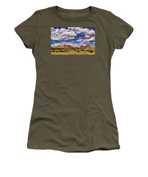 Capitol Reef National Park Catherdal Valley Women's T-Shirt