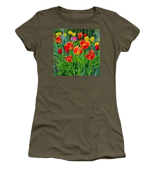 2015 Acewood Tulips 6 Women's T-Shirt