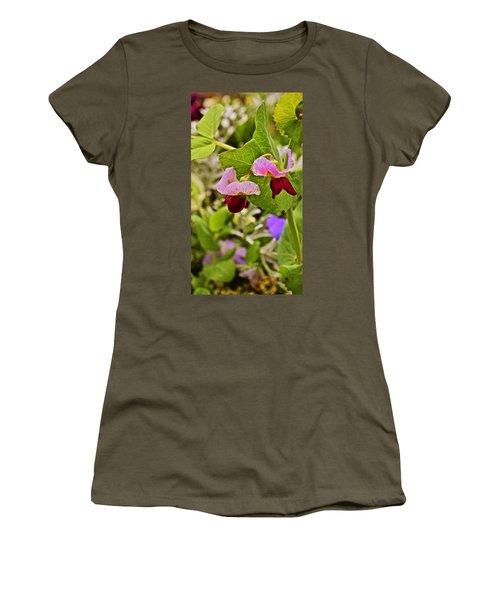 2015 Summer's Eve At The Garden Sweet Pea 2 Women's T-Shirt