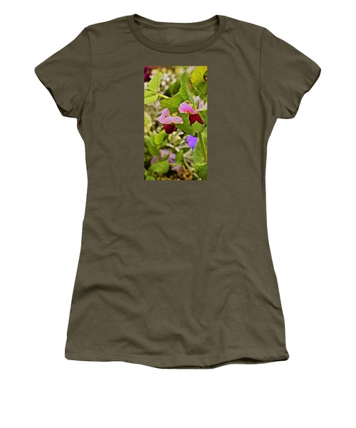 2015 Summer's Eve At The Garden Sweet Pea 2 Women's T-Shirt