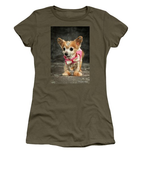 Women's T-Shirt featuring the photograph 20170804_ceh1147 by Christopher Holmes