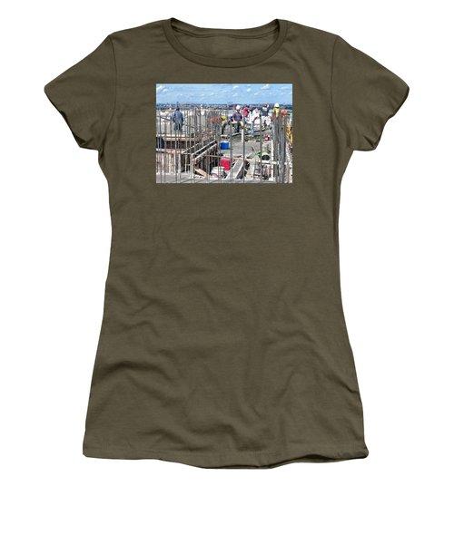 27th Street Lic 2 Women's T-Shirt (Athletic Fit)