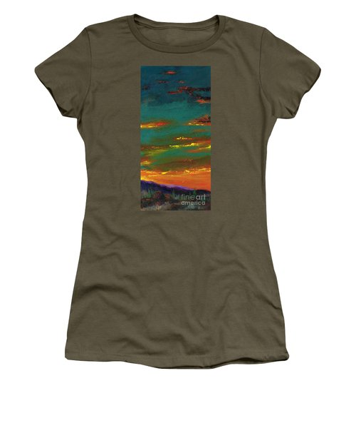2nd In A Triptych Women's T-Shirt