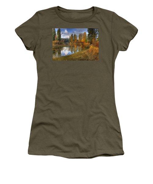 Cocolala Creek Slough Women's T-Shirt