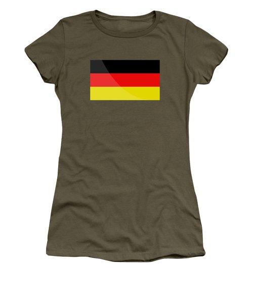 Germany Flag Women's T-Shirt