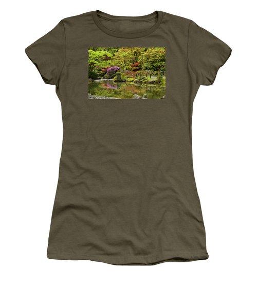 Peaceful Moment Women's T-Shirt