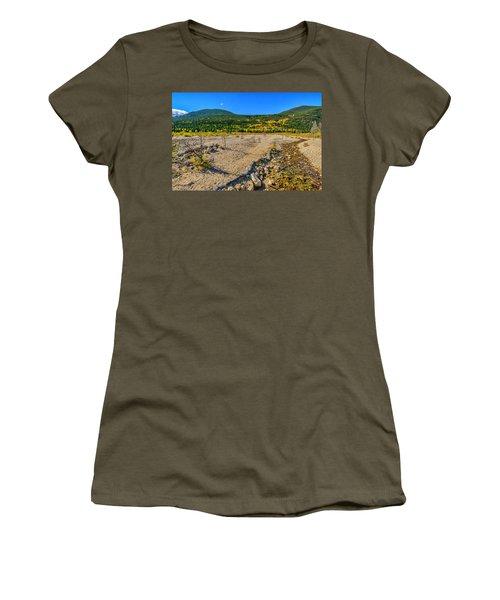 Rocky Mountain National Park Colorado Women's T-Shirt