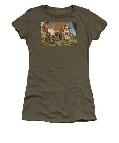 Vaile Mansion Women's T-Shirt (Athletic Fit)
