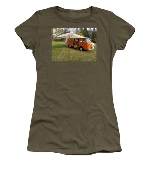 Volkswagen Bus T2 Westfalia Women's T-Shirt