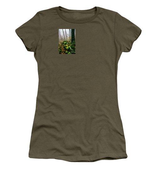 Autumn Monongahela National Forest Women's T-Shirt (Junior Cut) by Thomas R Fletcher