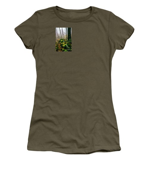 Autumn Monongahela National Forest Women's T-Shirt (Athletic Fit)