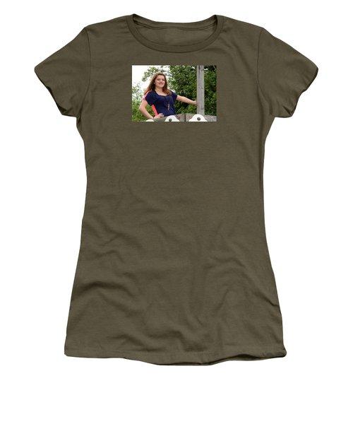 3498 Women's T-Shirt (Junior Cut) by Mark J Seefeldt