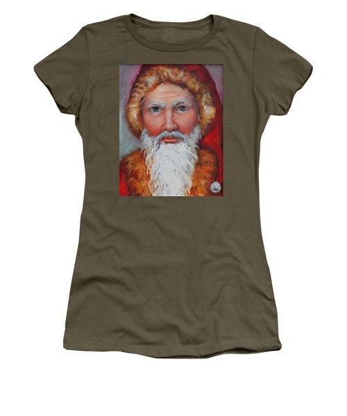 3d Santa Women's T-Shirt
