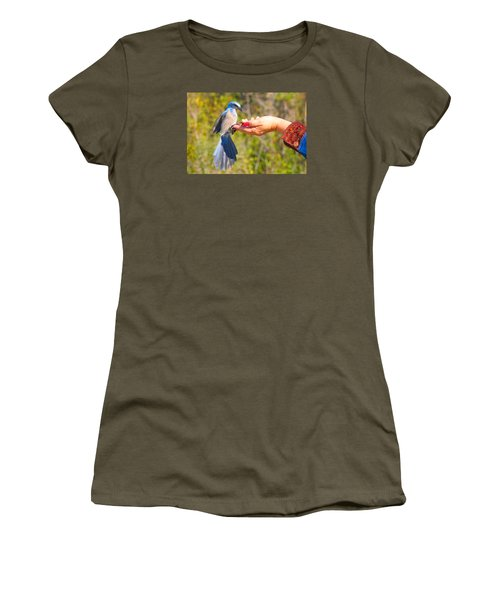 Florida Scrub Jay Women's T-Shirt