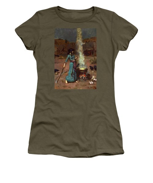 The Magic Circle Women's T-Shirt (Athletic Fit)