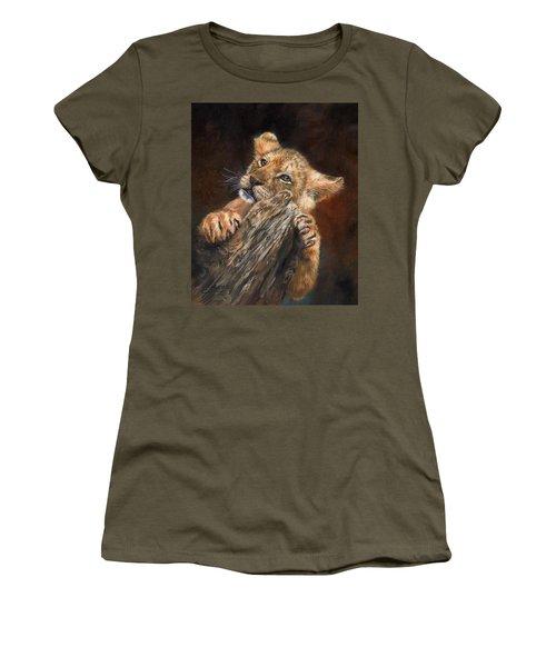 Lion Cub Women's T-Shirt