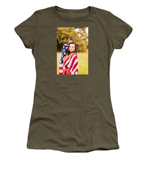 5635-2 Women's T-Shirt (Athletic Fit)