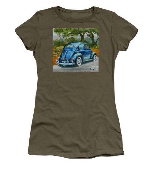 57 Vee Dub Women's T-Shirt (Junior Cut) by William Reed
