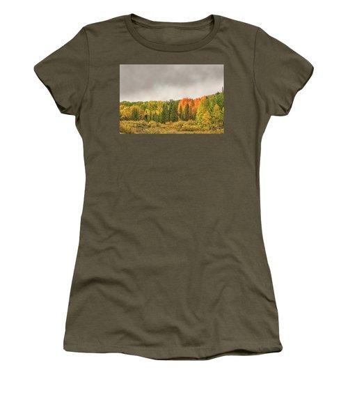 Colorado Fall Foliage 1 Women's T-Shirt