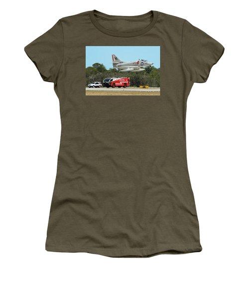 A-4 / Firetruck Women's T-Shirt