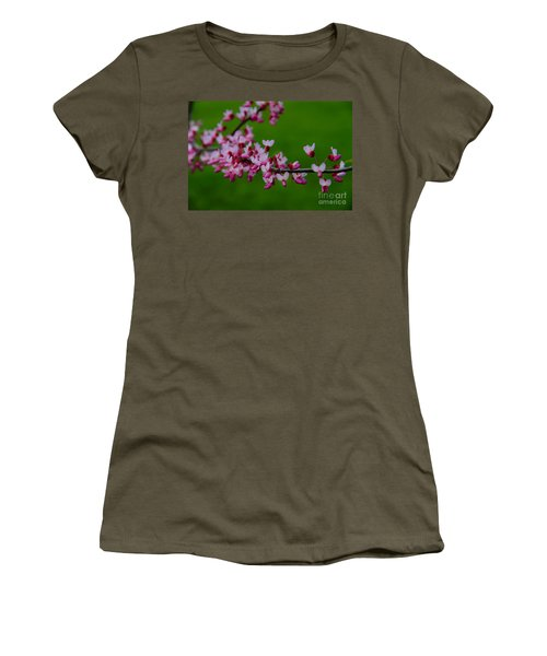 A Branch Of Spring Women's T-Shirt (Athletic Fit)