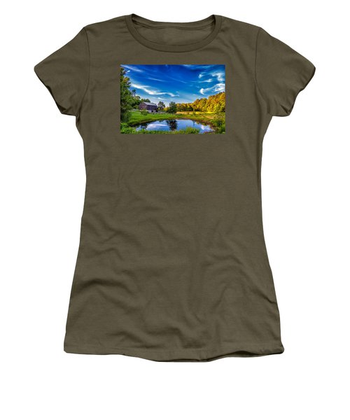 A Country Place Women's T-Shirt