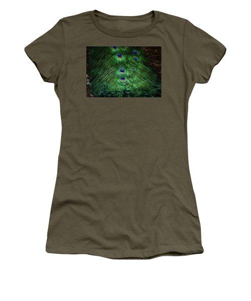 A Different Point Of View Women's T-Shirt (Junior Cut) by Elaine Malott