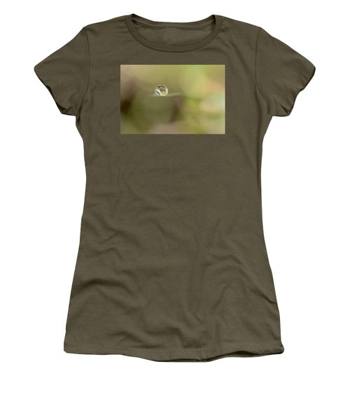 A Drop Of Subtlety Women's T-Shirt (Athletic Fit)