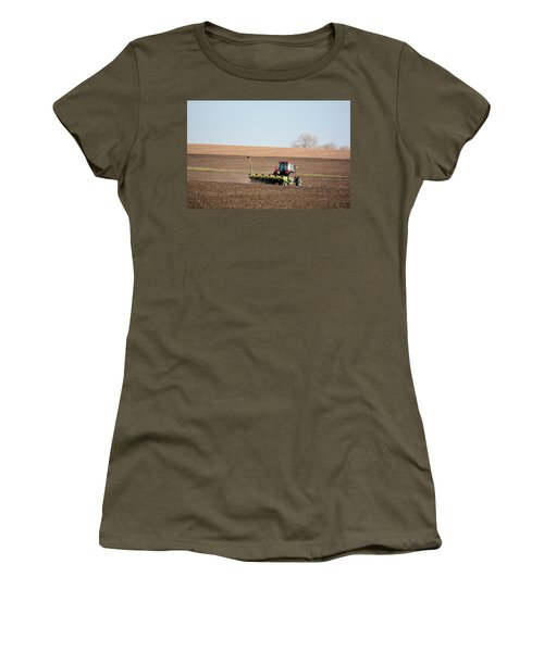 A Farmers Life Women's T-Shirt (Athletic Fit)