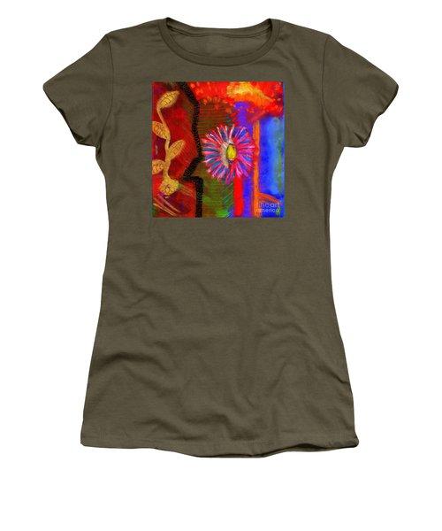 A Flower For You Women's T-Shirt