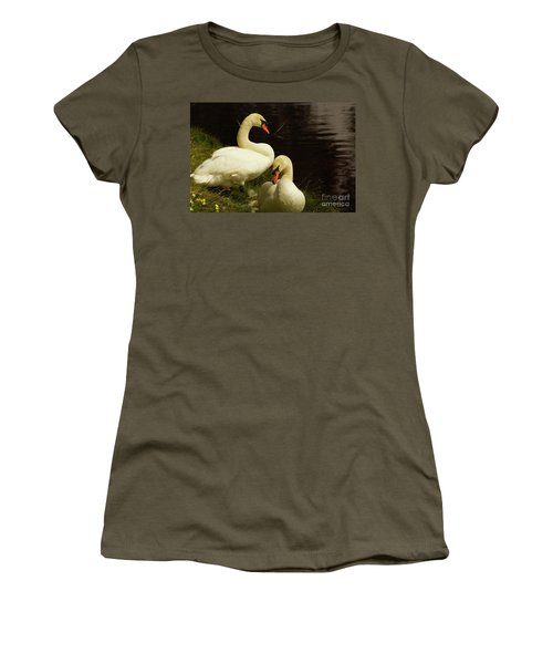 A Handsome Pair Women's T-Shirt (Athletic Fit)