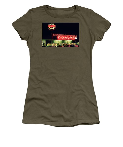 A Light In The Darkness Women's T-Shirt (Athletic Fit)