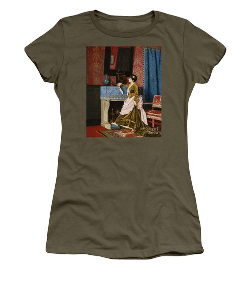 A Moments Reflection Women's T-Shirt