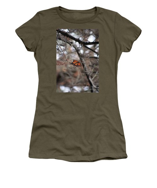 A Monarch For Granny Women's T-Shirt