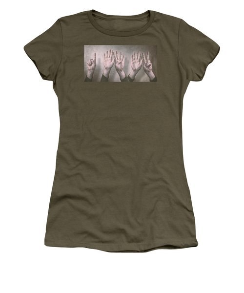 A Show Of Hands Day 197 Women's T-Shirt
