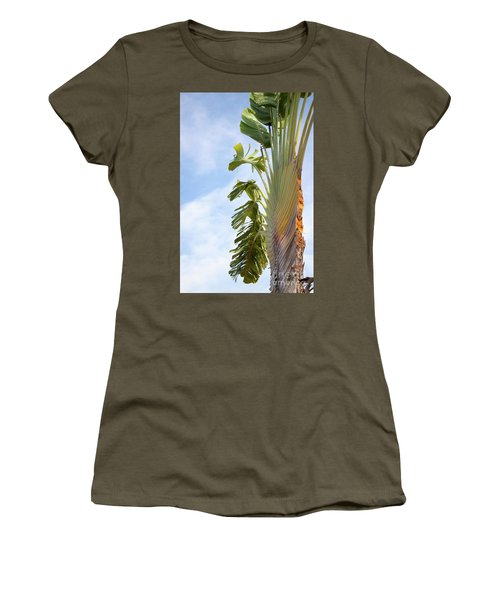 A Slice Of Nature Women's T-Shirt (Athletic Fit)