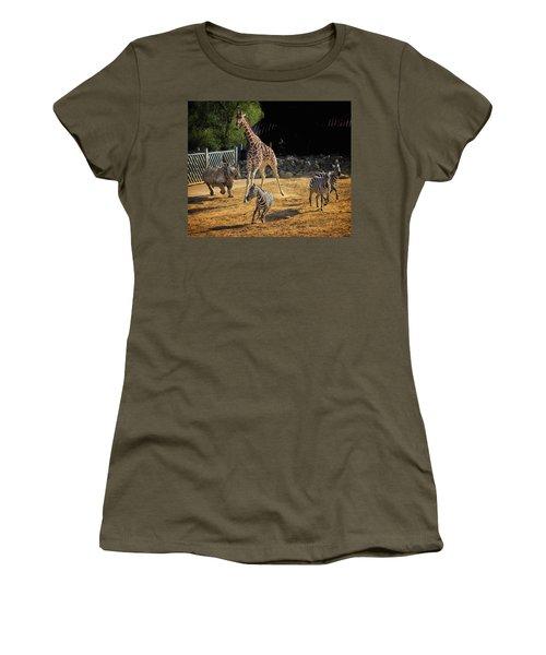 A Stampede Women's T-Shirt