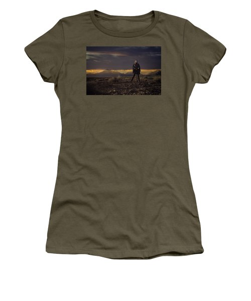 A Storms Brewing Women's T-Shirt