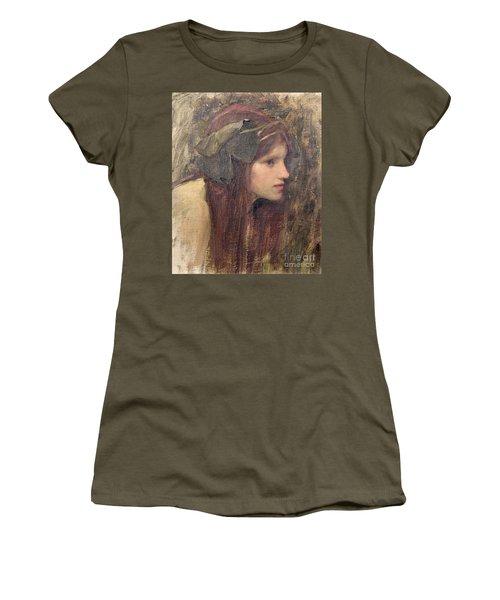 A Study For A Naiad Women's T-Shirt