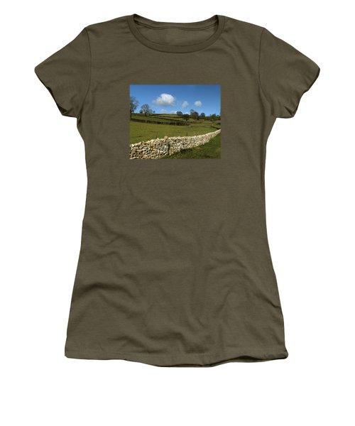 A Winter Wall Women's T-Shirt